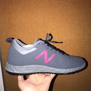 New Balance. Memory Foam, Non-Skid shoes